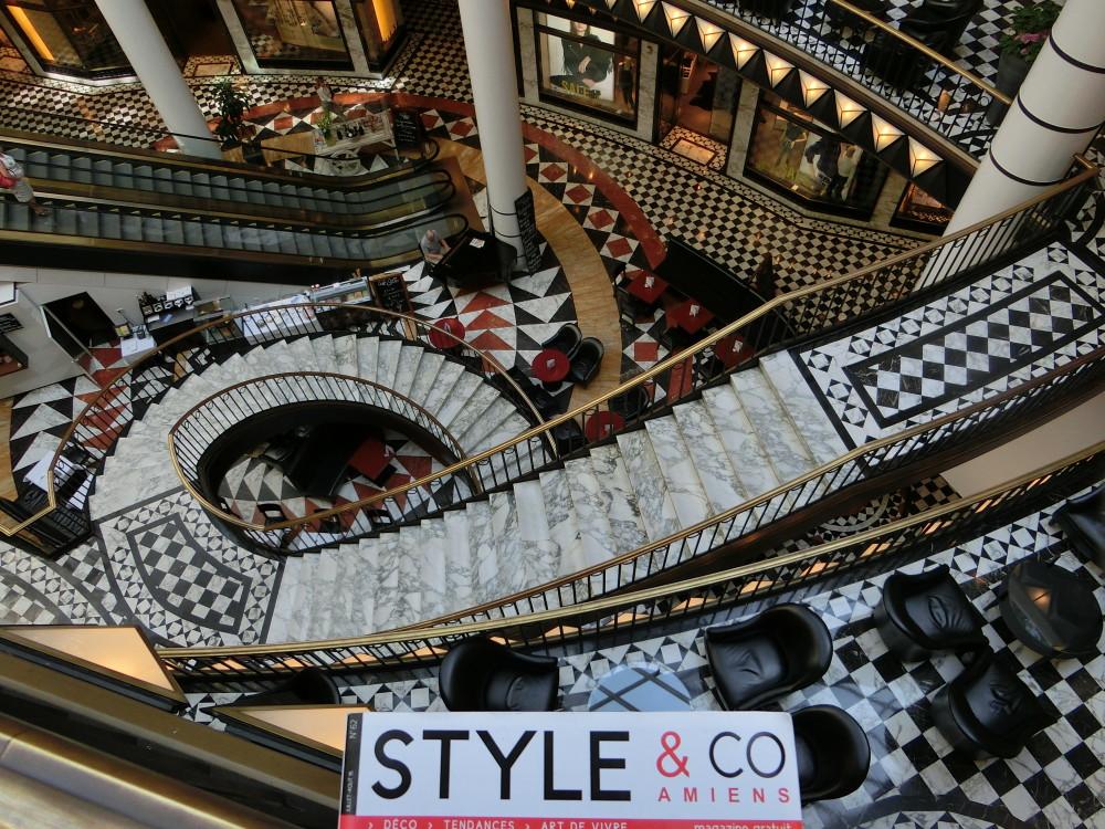 A Berlin, dédale de carreaux aux couleurs de Style & Co