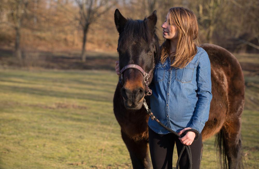 Murmurer aux oreilles des chevaux, en Picardie