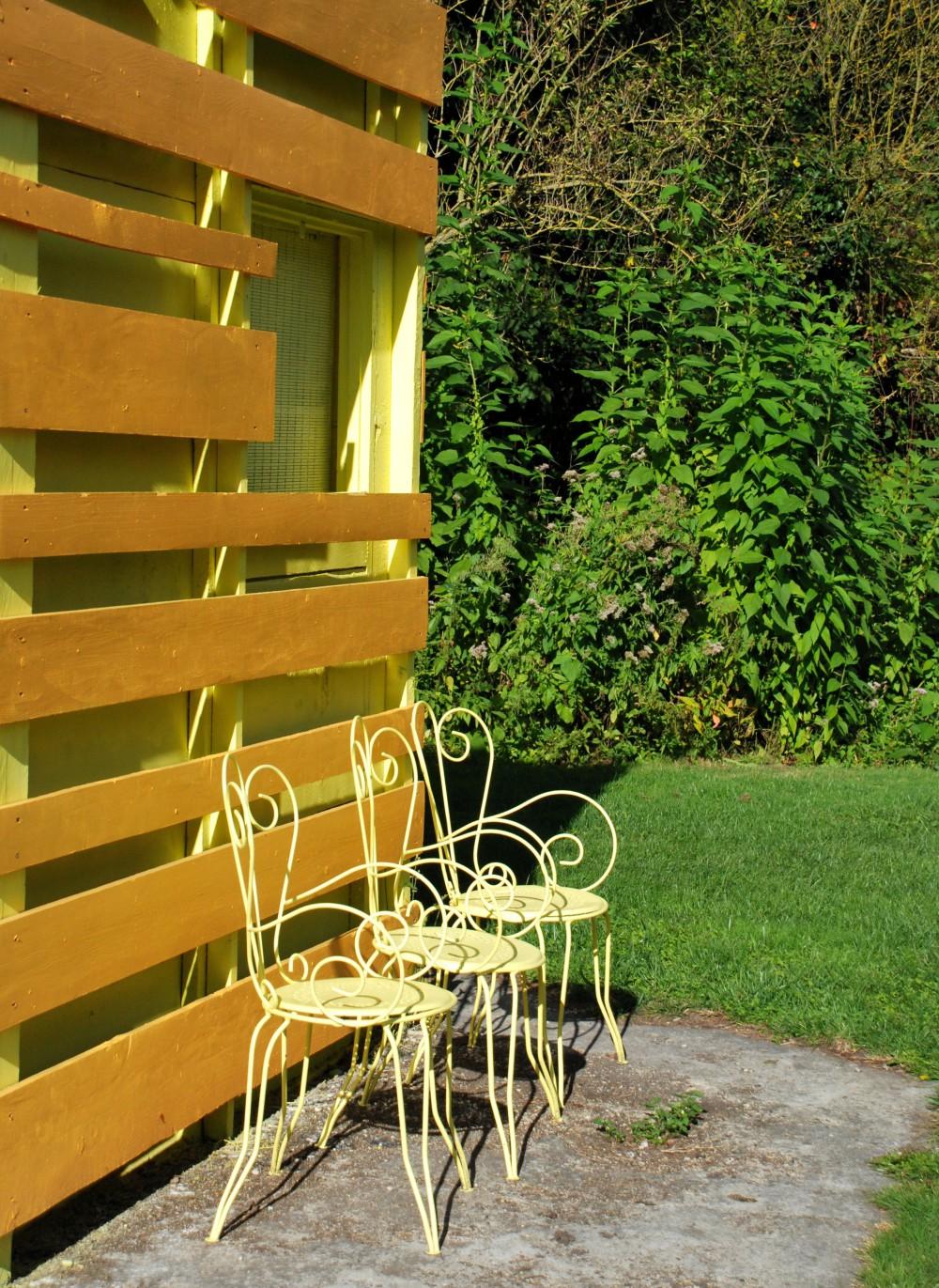 Jardin Coloré, Jardin (des) Vertueux