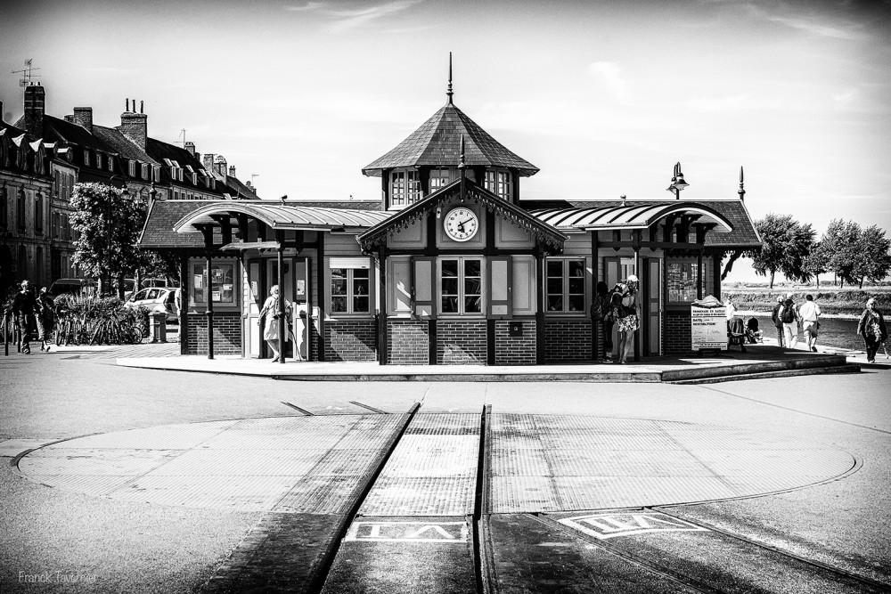 La petite Gare de St Valery