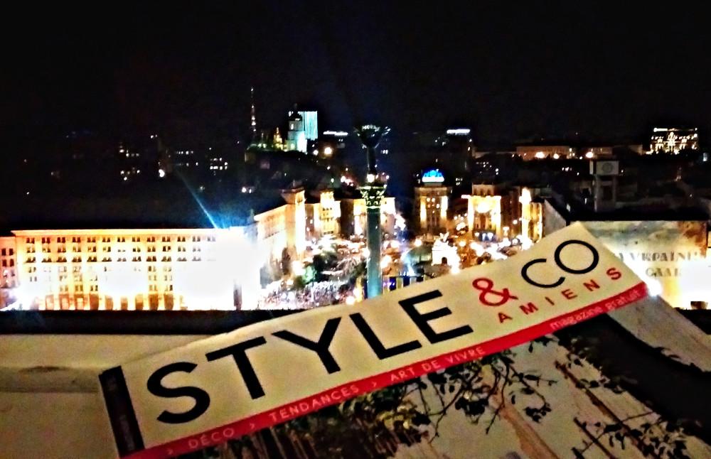 Style&Co à Kiev (Ukraine)