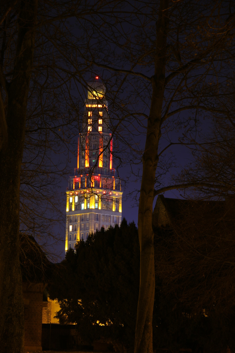 la tour perret en couleur