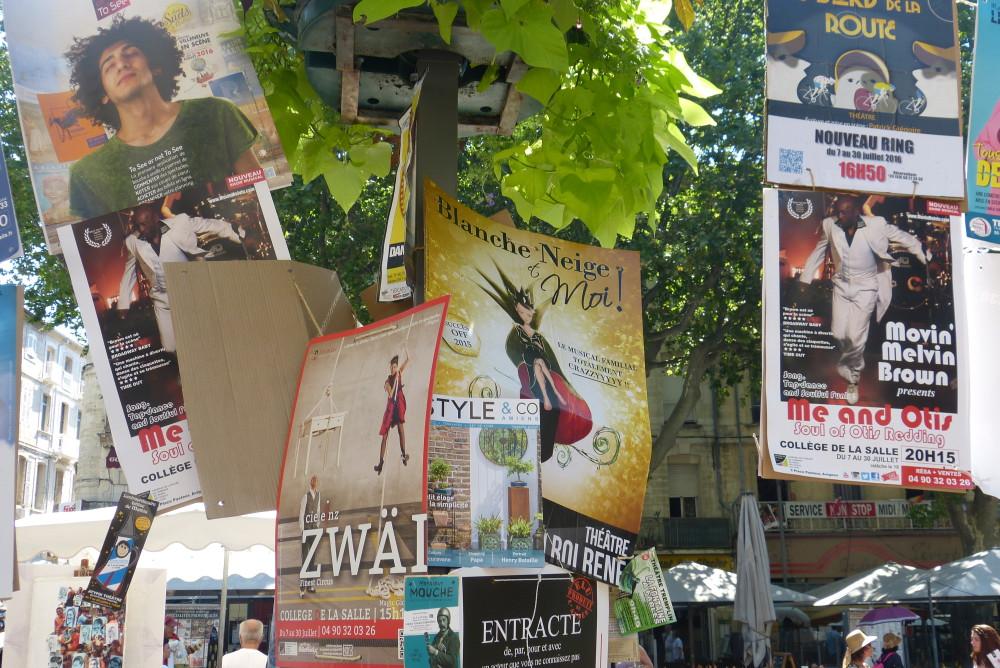 Quand Style and Co fait son festival (Avignon, juillet 2016)
