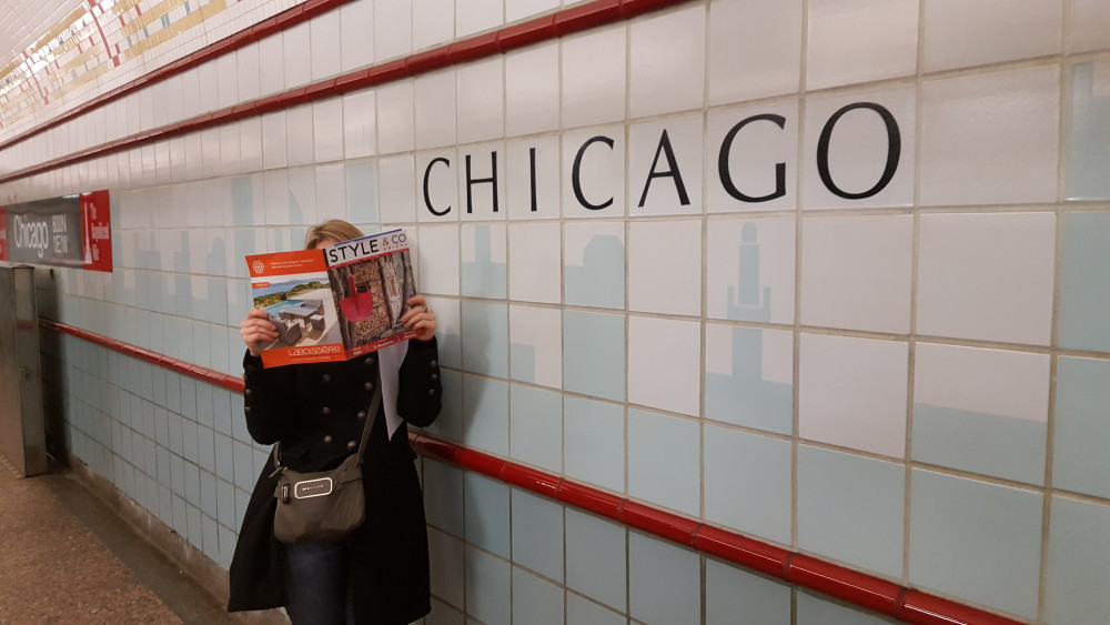 "Chicago, le ""subway"""