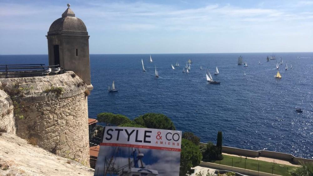 Style&co surplombe Monaco : des vacances bien méritées !
