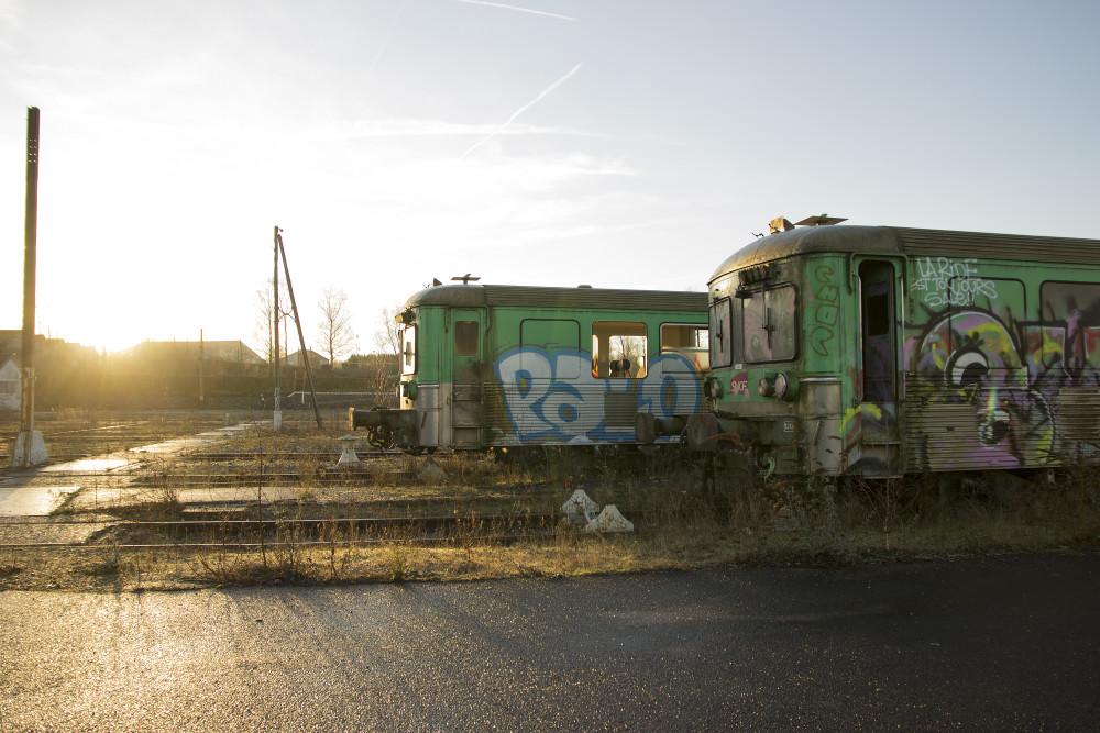 Fet SNCF désaffecté de Longueau